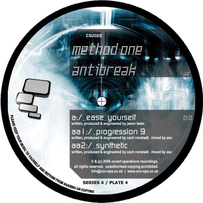 METHOD ONE/ANTIBREAK - Ease Yourself