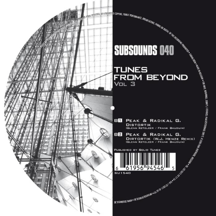 SERAC, Chris L/ARGONIC vs DJ SA/PEAK/RADIKAL G - Tunes From Beyond Vol 3