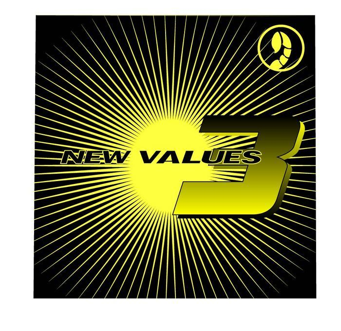 DEEPJAY PROJECT/DJ DARKNESS/REIX - New Values 3