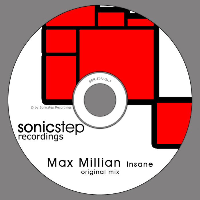 MILLIAN, Max - Insane