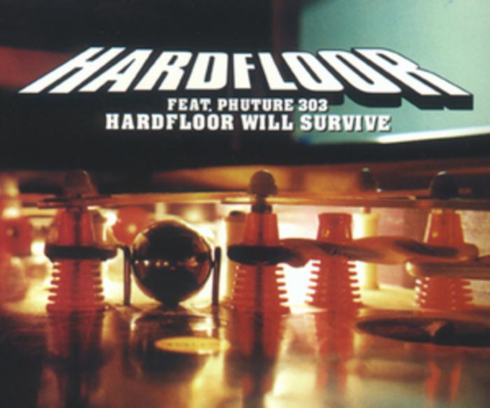 HARDFLOOR feat PHUTURE 303 - Hardfloor Will Survive