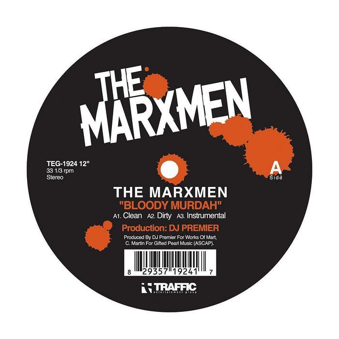 MARXMEN - Bloody Murdah 12