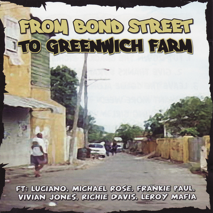 VARIOUS - From Bond Street To Greenwich Farm