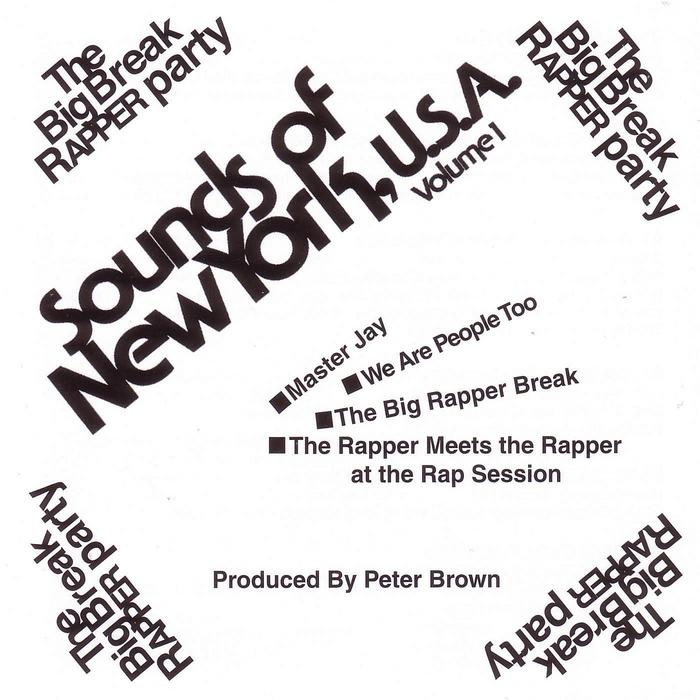 BROWN, Peter/VARIOUS - Sounds of New York USA Volume 1