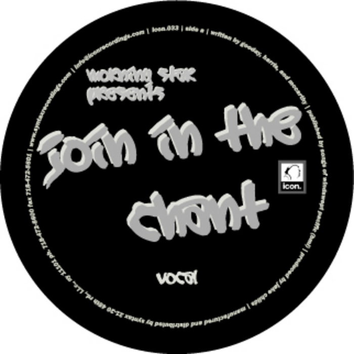 MORNING STAR - Join In The Chant