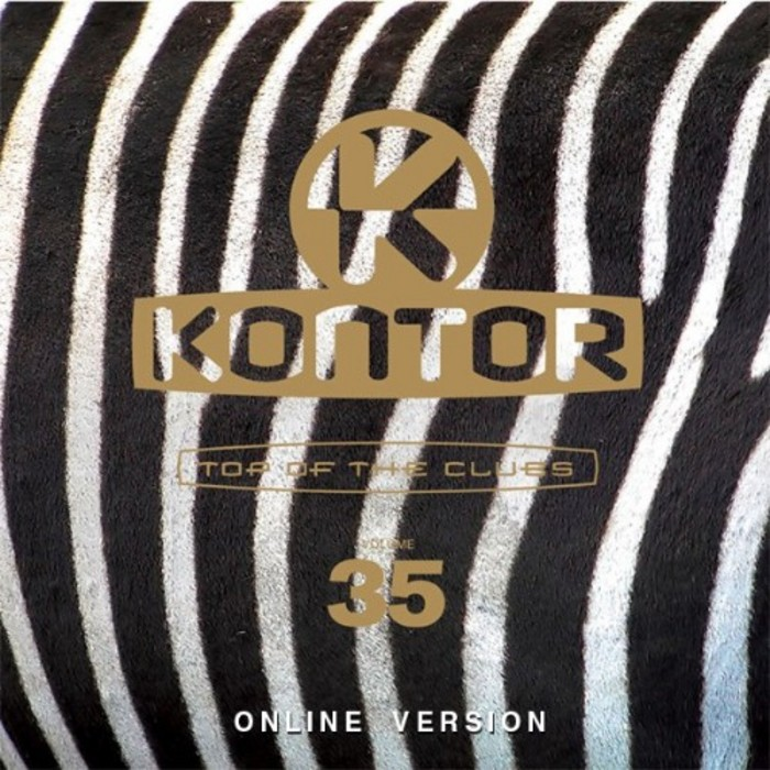 VARIOUS - Kontor - Top Of The Clubs Vol 35 (Online Version)