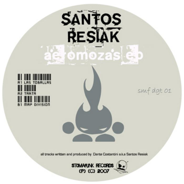 RESIAK, Santos - Aeromozas EP