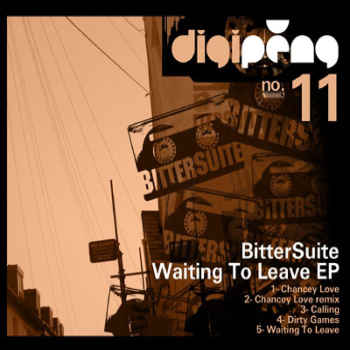 BITTERSUITE - Waiting To Leave EP