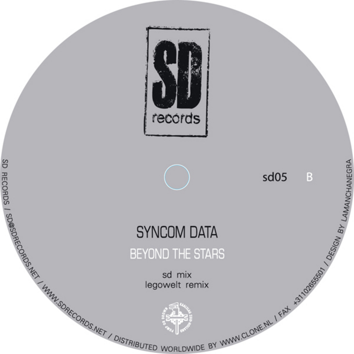 SYNCOM DATA - Beyond The Stars (remixes)