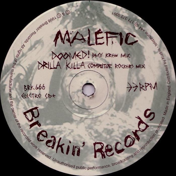 MALEFIC - Doomed