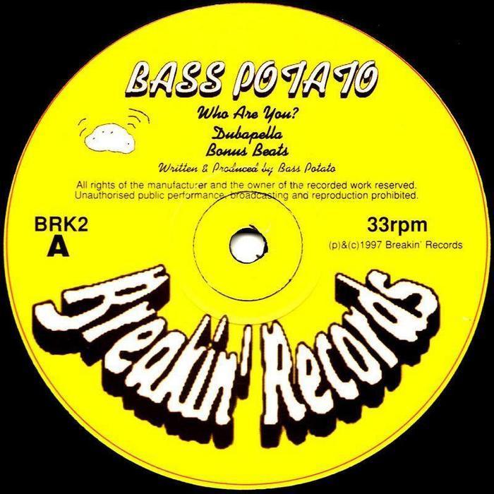 BASS POTATO - Who Are You