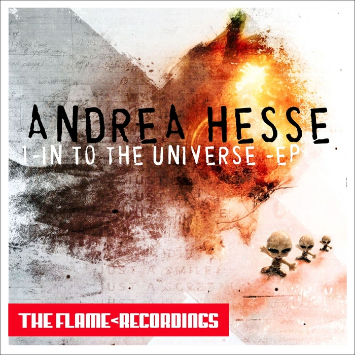 HESSE, Andrea - 1 In To The Universe EP