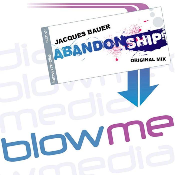 BAUER, Jacques  - Abandon Ship