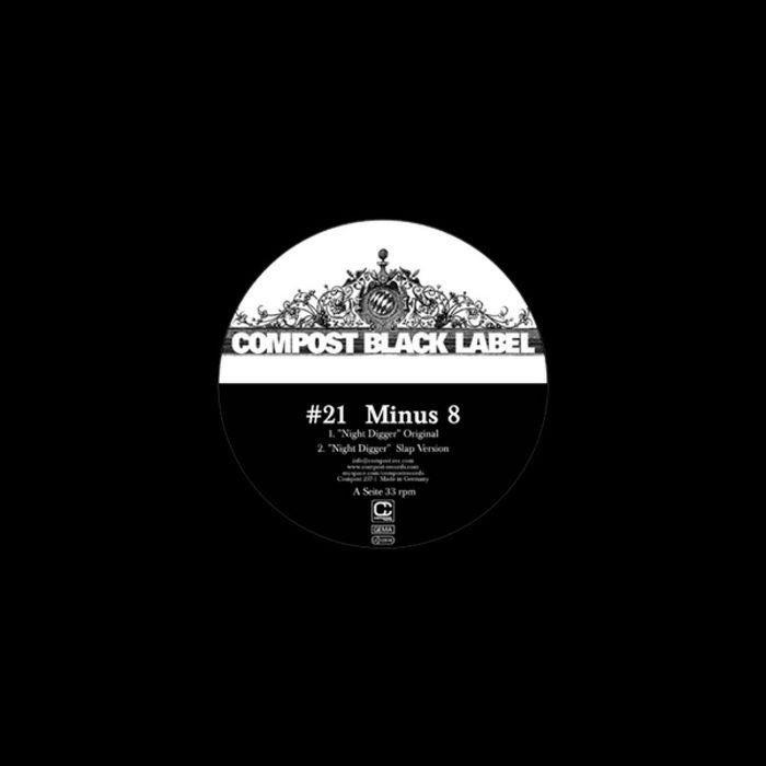 MINUS 8 - Black Label #21