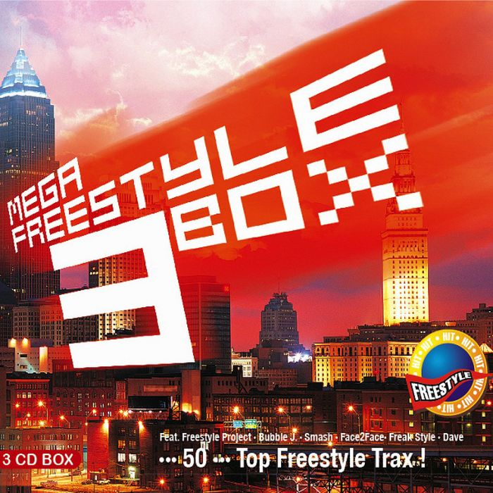 VARIOUS - Mega Freestyle Box Vol 3