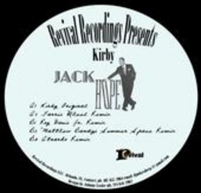 KIRBY/ROY DAVIS JR/MATTHEW BANDY/ATNARKO - Jackhope