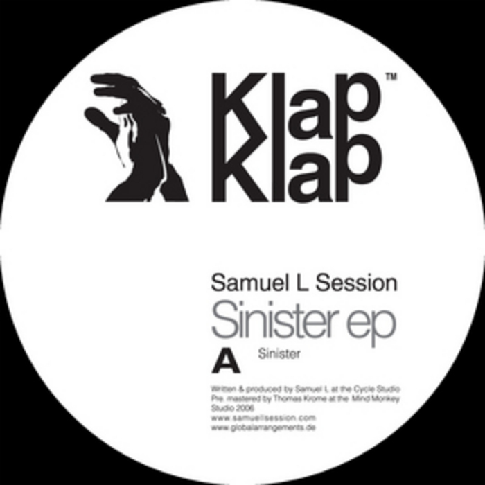SESSION, Samuel L  - Sinister EP