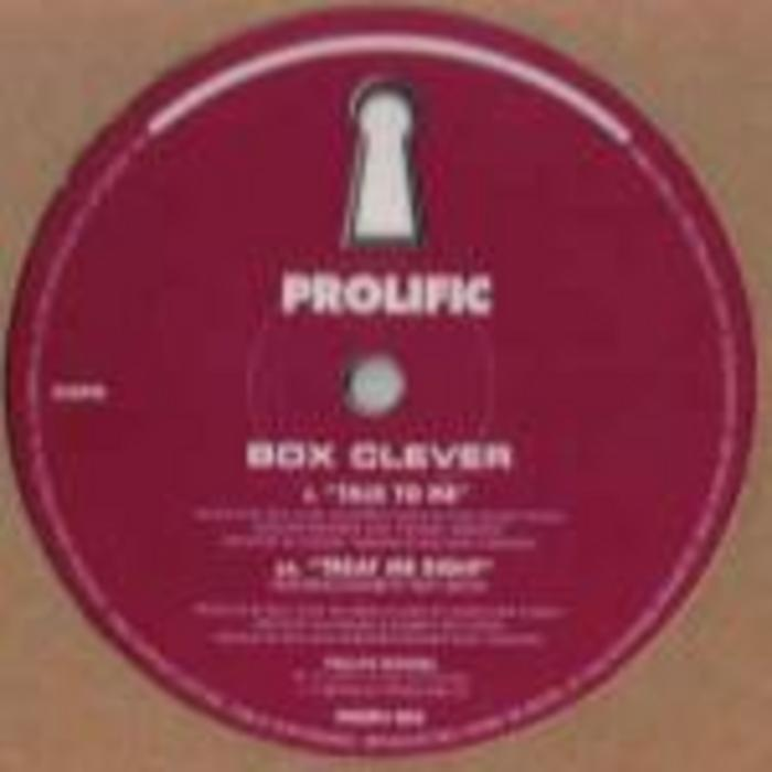 BOX CLEVER - Talk To Me