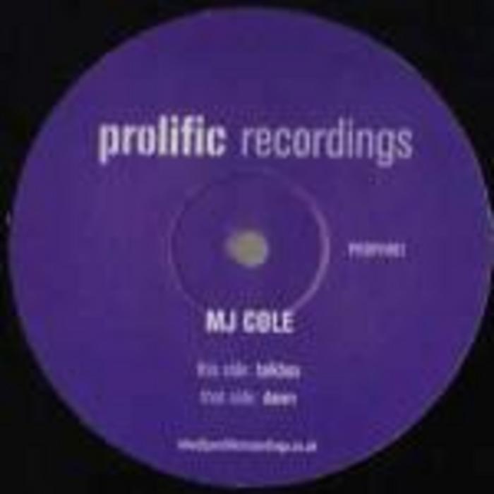 MJ COLE - Talkbox