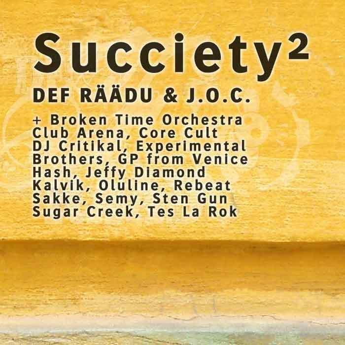 DEF RAADU/JOC feat DICE RUDY - Domestic Animals