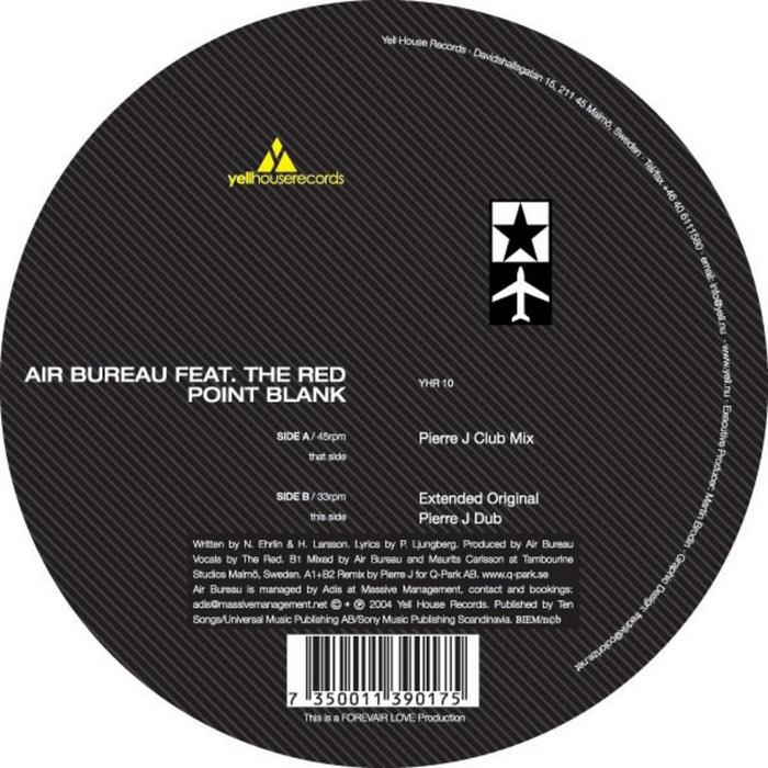 AIR BUREAU - Point Blank