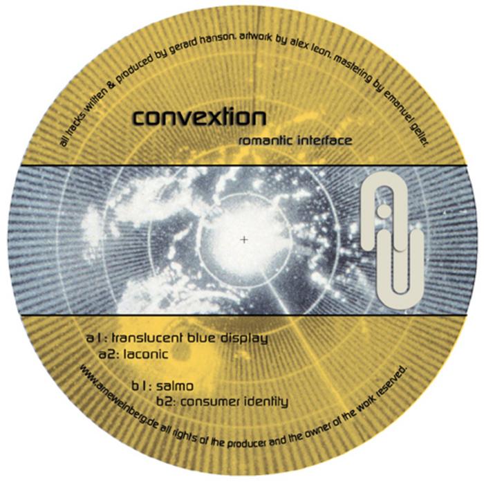 CONVEXTION - Romantic Interface