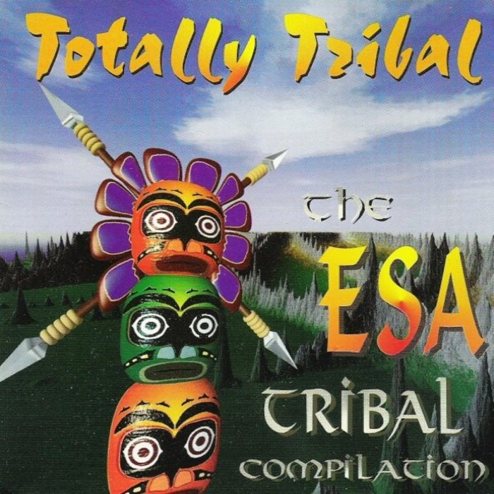 VARIOUS - Totally Tribal