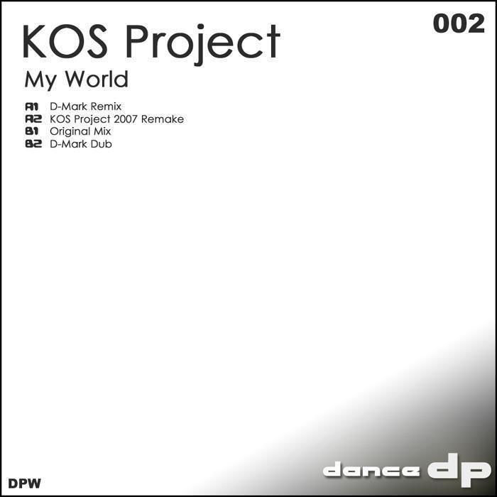 KOS PROJECT - My World