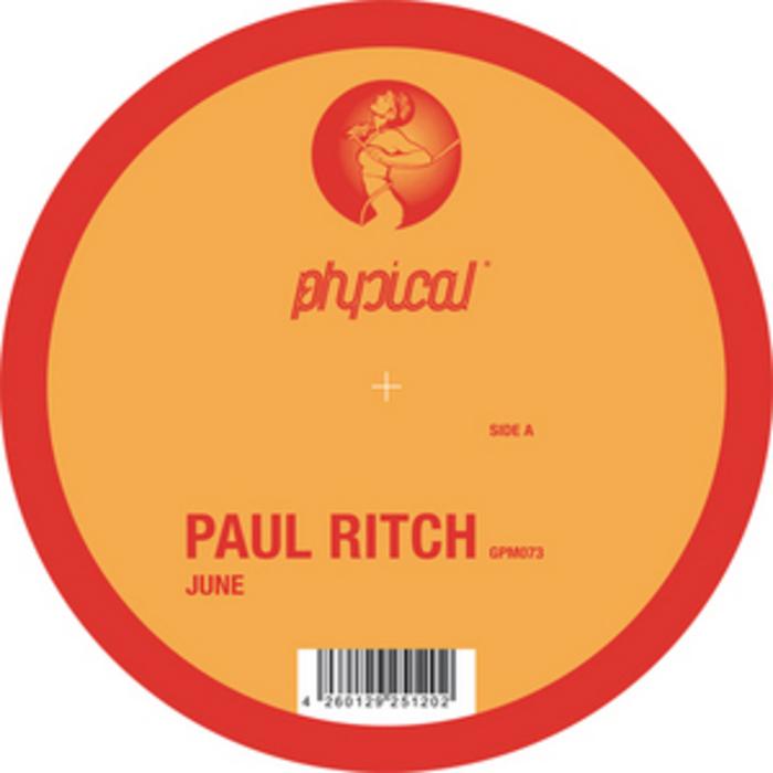 RITCH, Paul - June