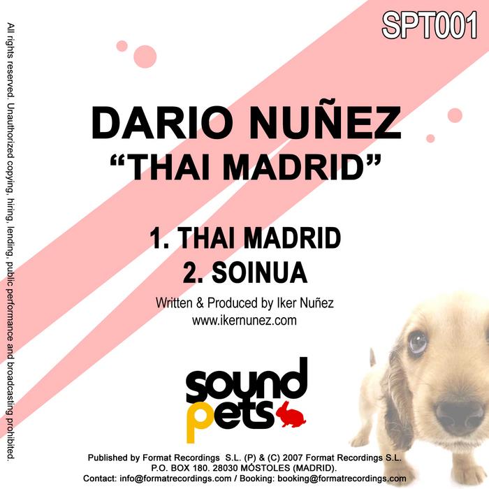 NUNEZ, Dario  - Thai Madrid