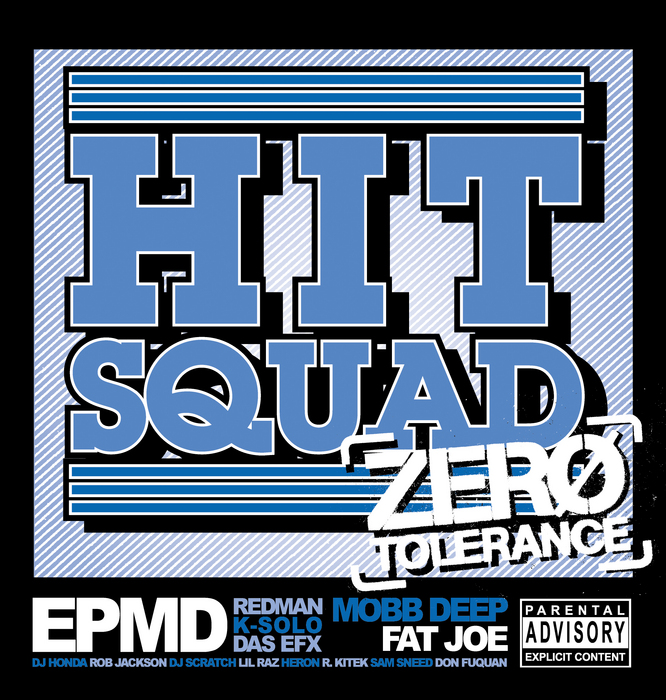 HIT SQUAD/VARIOUS - Zero Tolerance