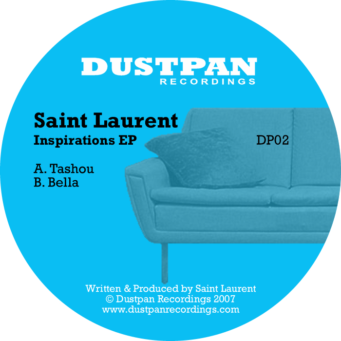 SAINT LAURENT - Inspirations EP