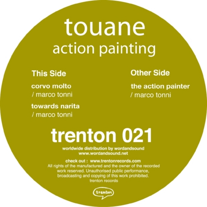 TOUANE - Action Painting