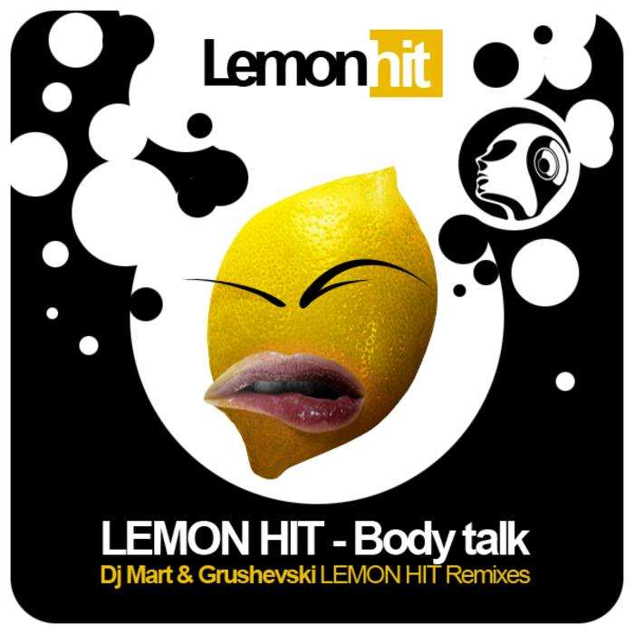 LEMON HIT - Body Talk EP