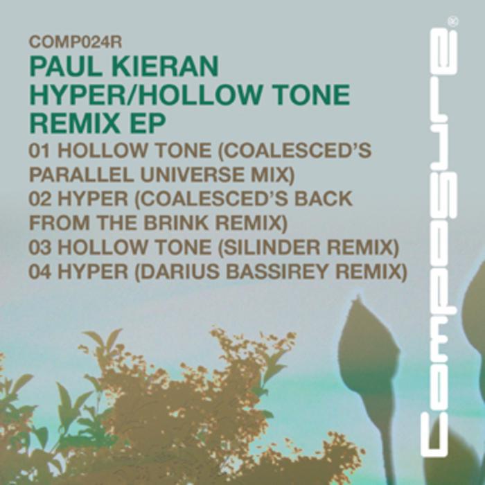 KIERAN, Paul - Hollow Tone Remix EP