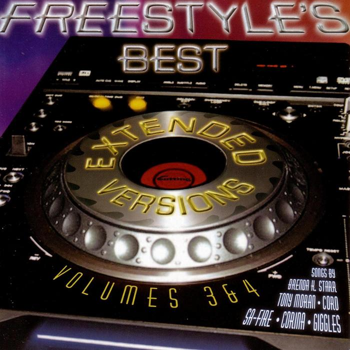 VARIOUS - Freestyle's Best Extended Versions Volumes 3 & 4