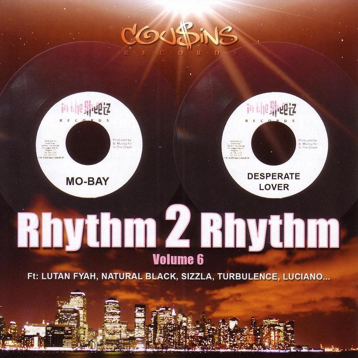 VARIOUS - Rhythm 2 Rhythm Vol. 6
