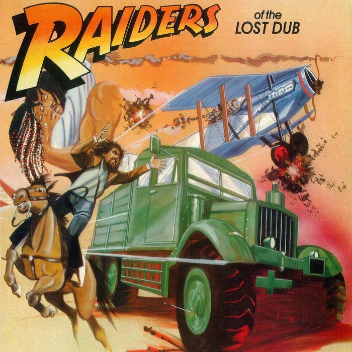 SLY & ROBBIE - Raiders Of The Lost Dub