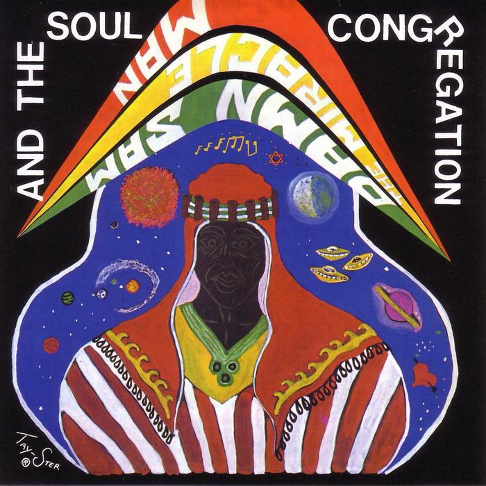 AMN SAM THE MIRACLE MAN/THE SOUL CONGREGATION - Damn Sam The Miracle Man & The Soul Congregation
