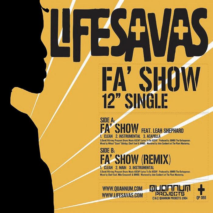 LIFESAVAS - Fa Show