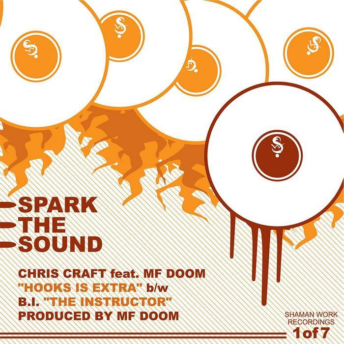 CRAFT, Chris/BI - Spark The Sound #1