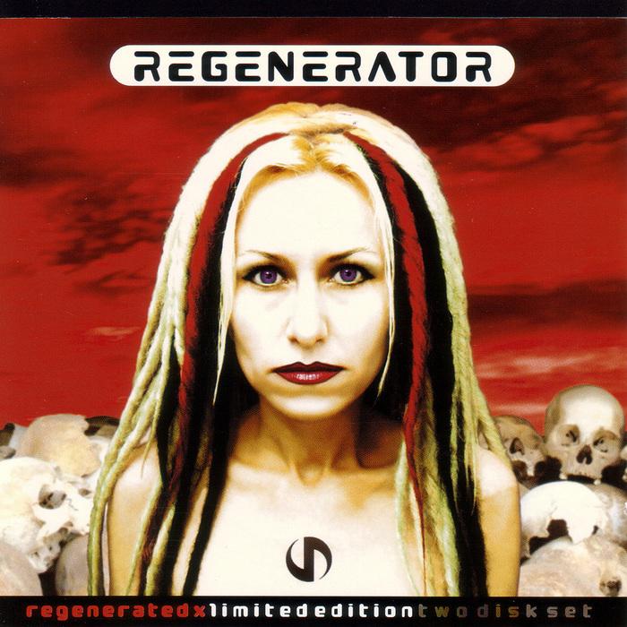 REGENERATOR - Regenerated X