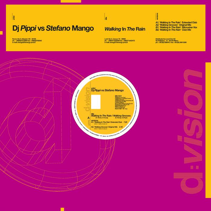 DJ PIPPI vs STEFANO MANGO - Walking In The Rain