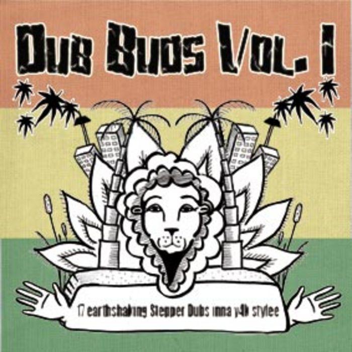 VARIOUS - Dub Buds Vol 1 (17 Earthshaking Stepper Dubs Inna Y4K Stylee)