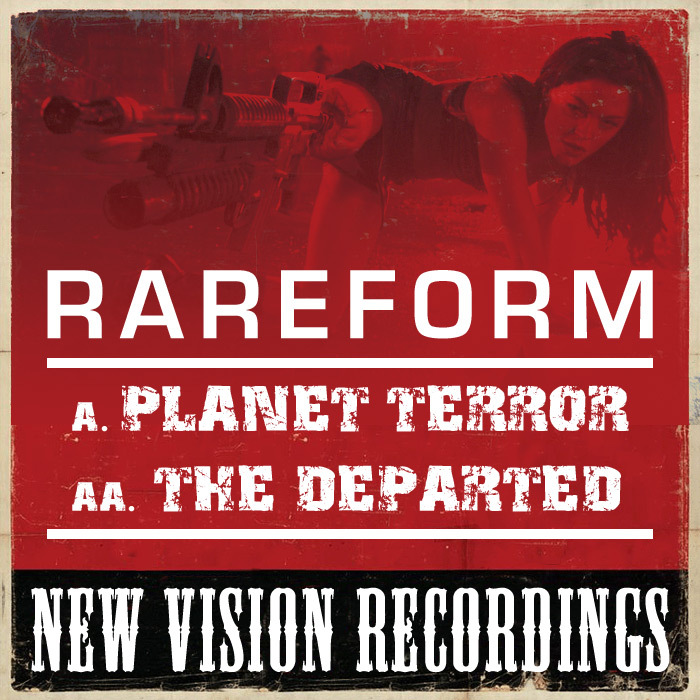 RAREFORM - Planet Terror