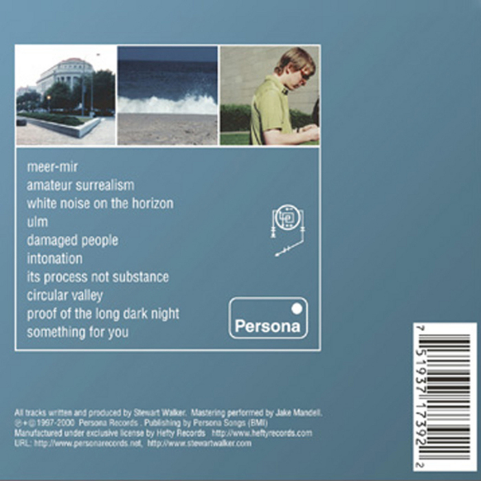 WALKER, Stewart/CARSTEN NICOLAI/JAKE MANDELL - Reclamation:1997-1999