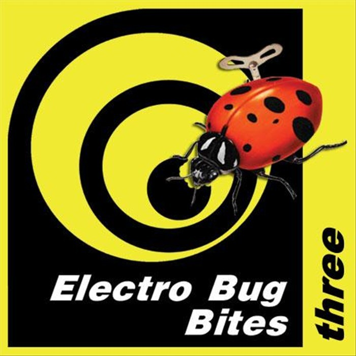 HARD ROCK SOFA/FULL FICTION/ZIMBARDO/LEVAN/LSMILE/MR GIL/RICARDO MOTTA - Electro Bug Bites Three