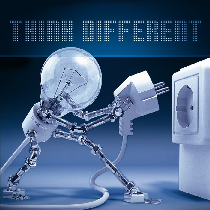 VARIOUS - Think Different