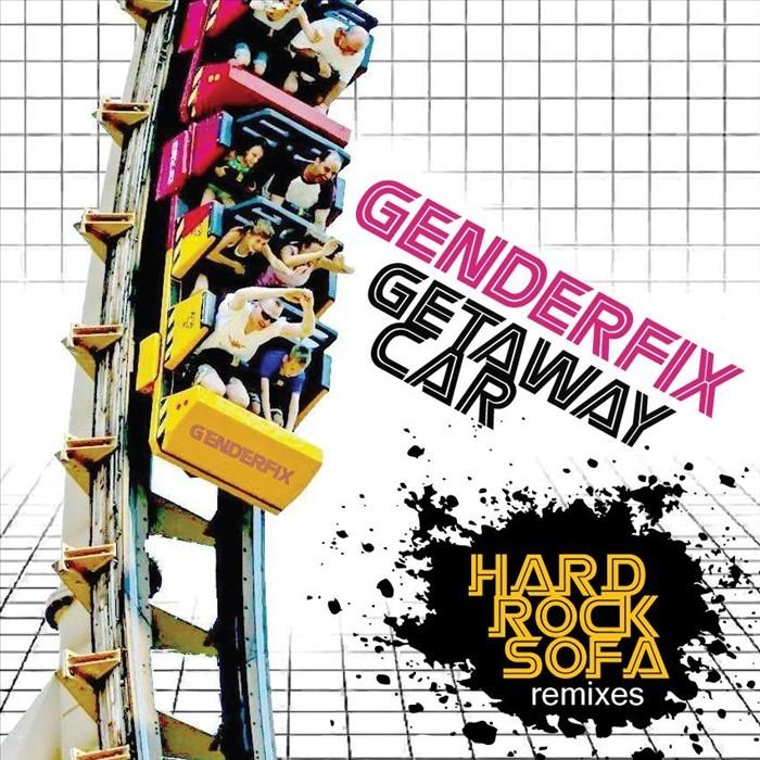 GENDERFIX - Getaway Car (remixes)