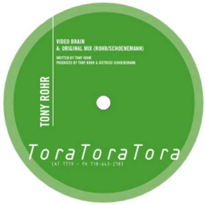 ROHR, Tony - Video Brain EP